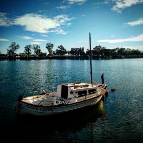 Mar Sole...☀ Relaxing Macro Beauty Love Catalunya Atardecer Water Reflections Water_collection Aventure Learn & Shoot: Simplicity Nautic Barcas Nautical Nautical Vessel Nautical Theme