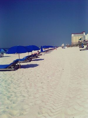 in Pensacola Beach by Micah Edwards