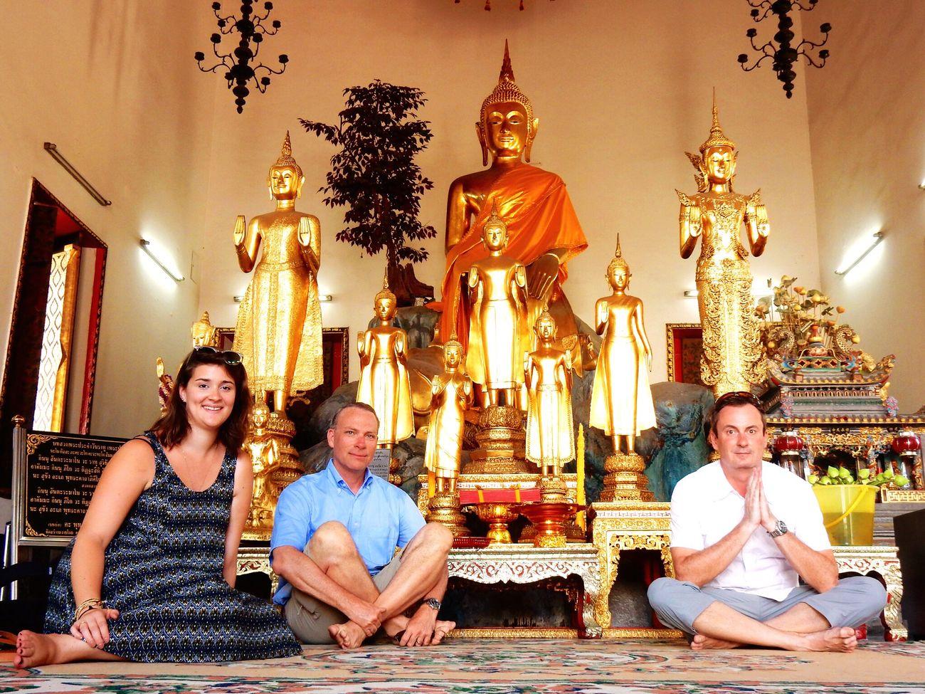 Bangkok Thailand Wat Pho Stephen Blanchette