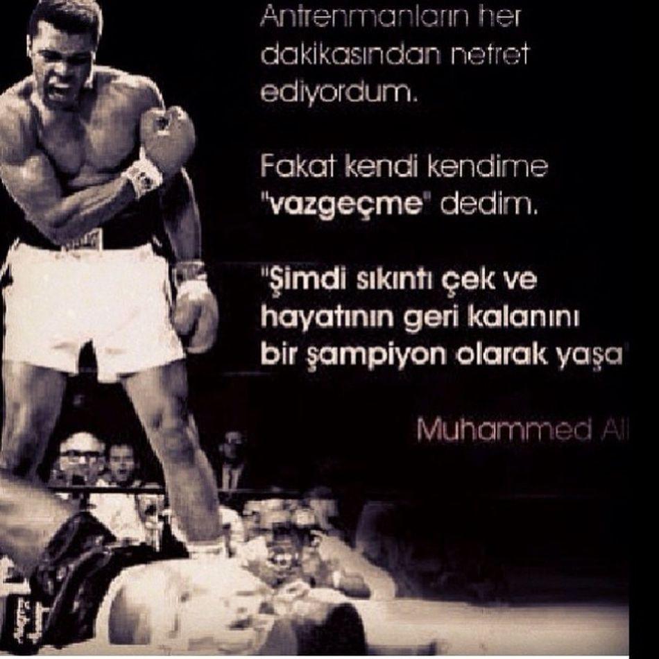 Muhammed ali ❤️❤️ Boks Champion King Muhammedali