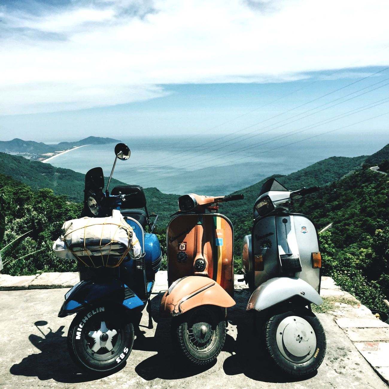 Hoi An Motorcycle Outdoors Beauty In Nature Nature Mountain Landscape EyeEm Gallery EyeEm Nature Lover