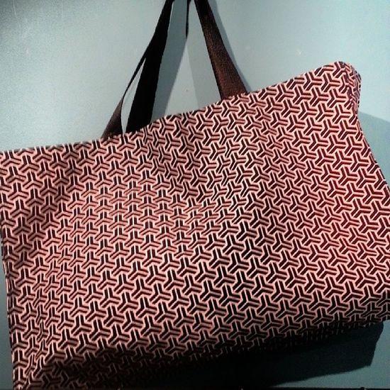 New textile bags Bag Textilebag Blackandwhite Pattern geometricalprint uniquedesign independentdesigner oldtemplebar dublin