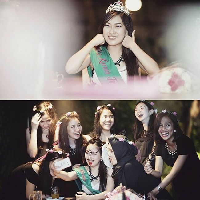 Bridal shower. Happy moment and unforgettable experience Wedding Bridalshower Icliqphoto Captured @icliqphoto @phey.85