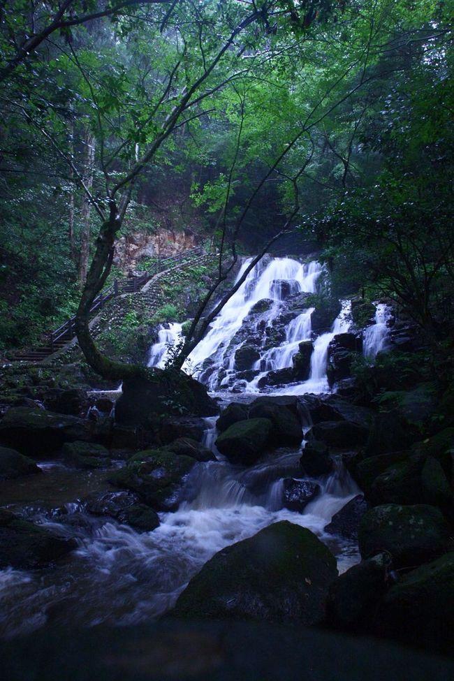 七ツ滝 Ishikawa-ken Nomicity Waterfall