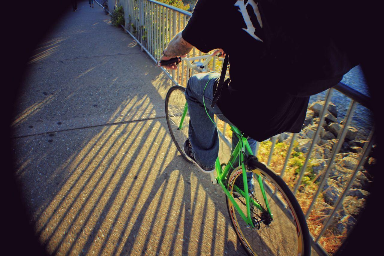 Urbanphotography Monterey Wharf Bike Widelens Mobbin Fishermanswharf Homie