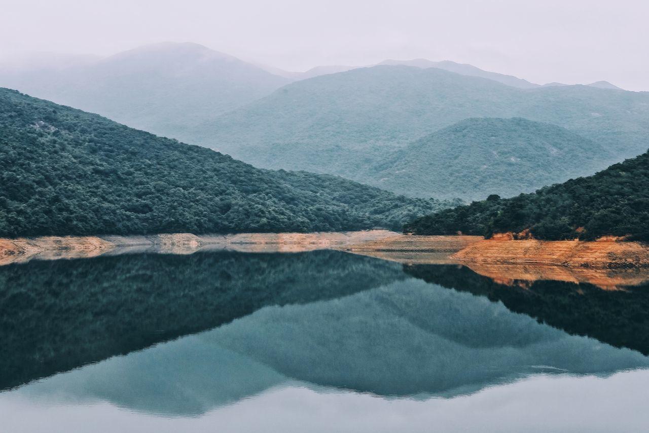 Landscape Filmsimulation Fujifilm FUJIFILM X-T1 Fujifilm_xseries Hiking Landscape Moody Mountain Nature Reflection