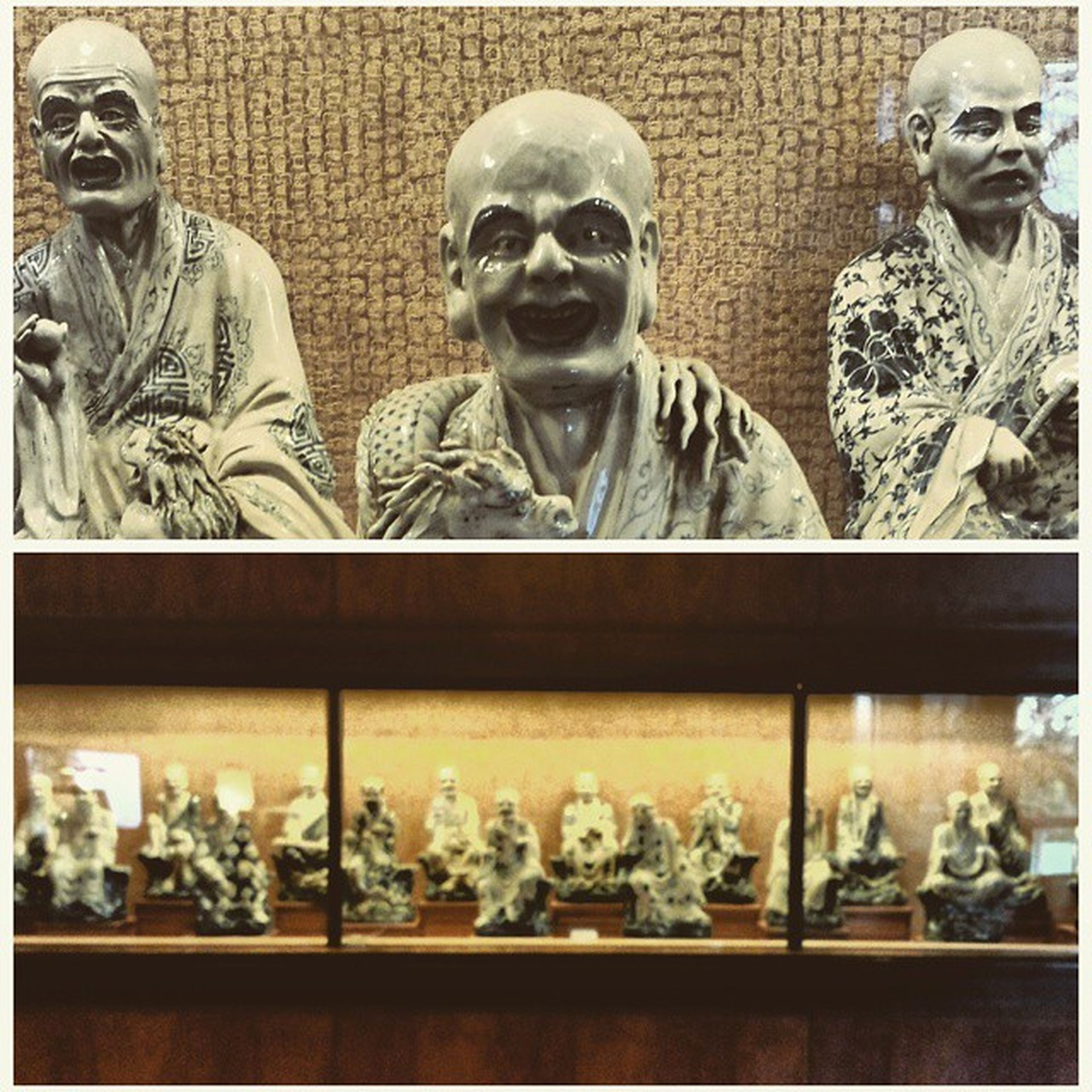 human representation, art and craft, art, statue, sculpture, creativity, indoors, animal representation, carving - craft product, low angle view, figurine, no people, craft, glass - material, ornate, day, buddha, window