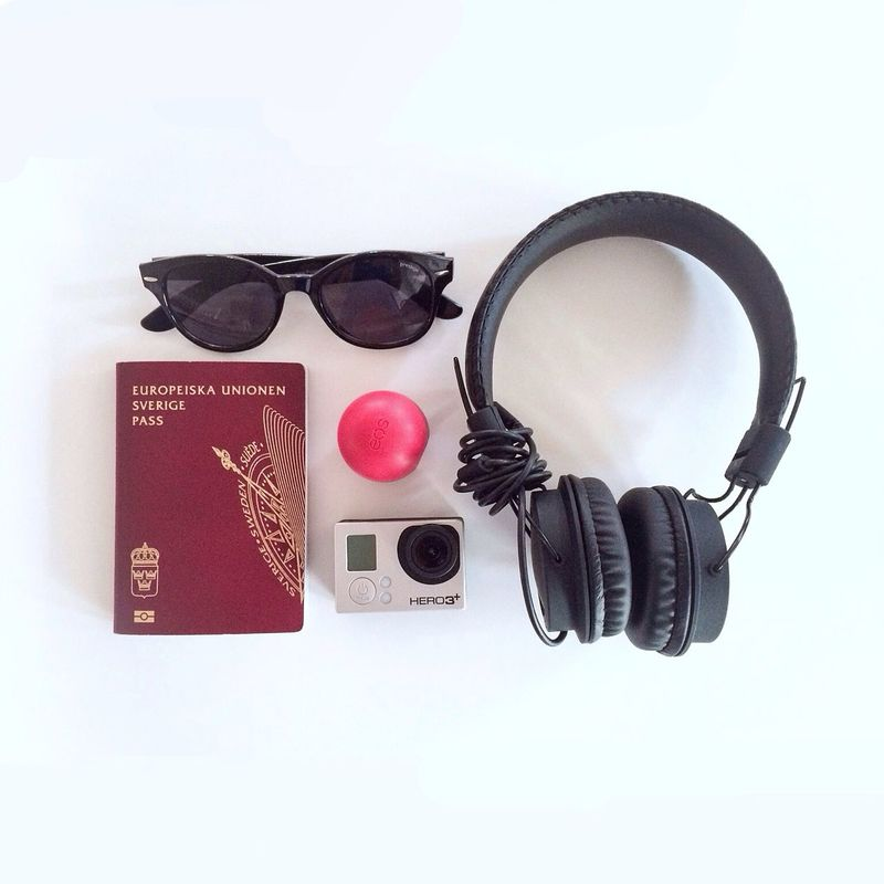 Traveling Ireland Travel Essentials Gopro
