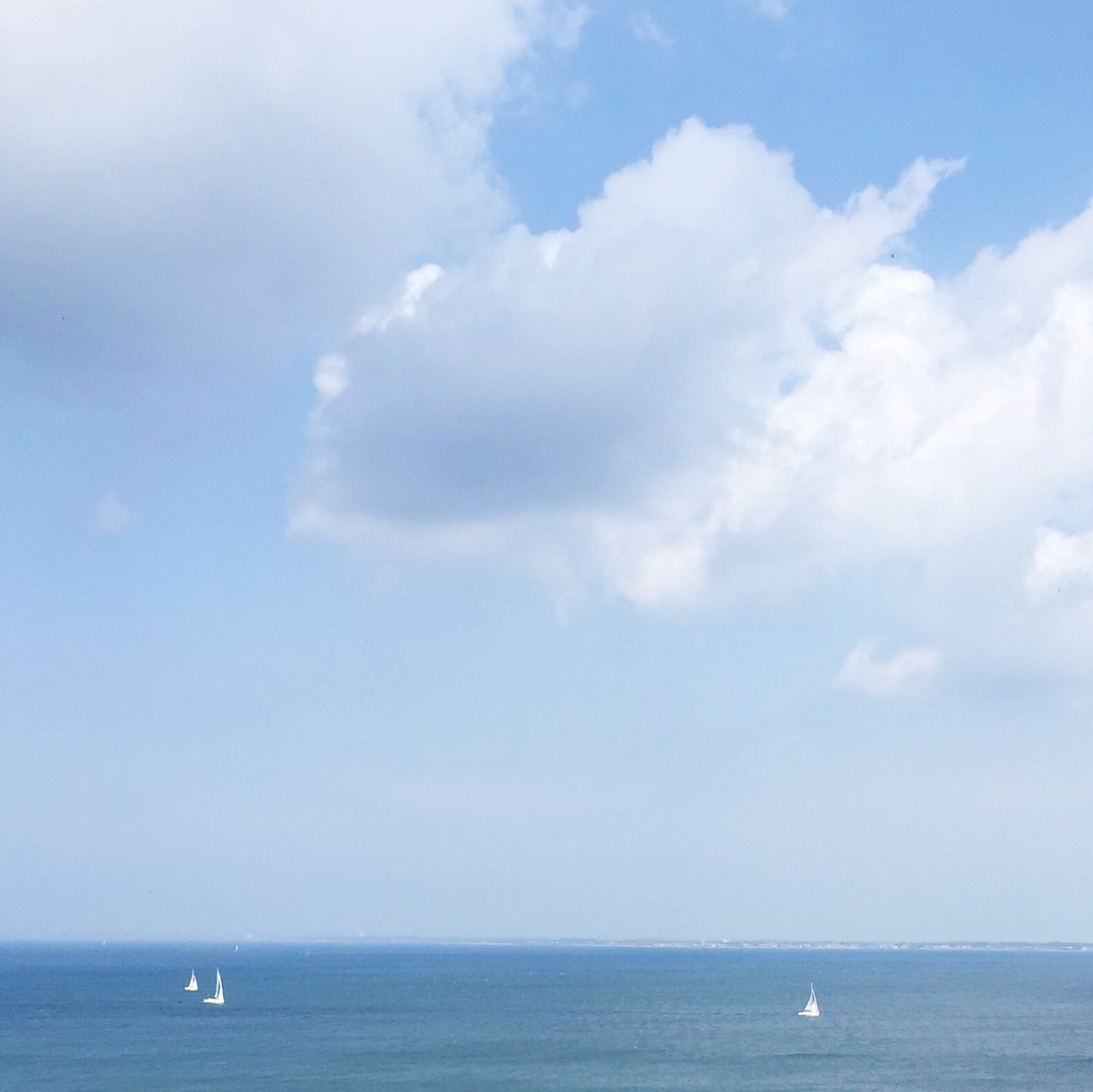 EyeEm Nature Lover Waterscape Love The Ocean AMPt - Minimalism Ocean View Tiny Ships