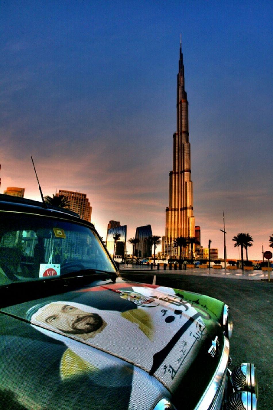 Burj Khakifa Hi! Traveling Dubaicity