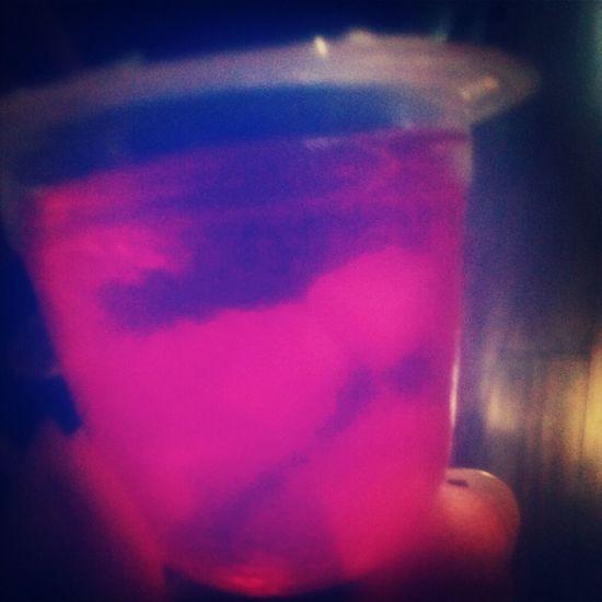 Jellyshot Yummi Strawberry nah! just kidding :p