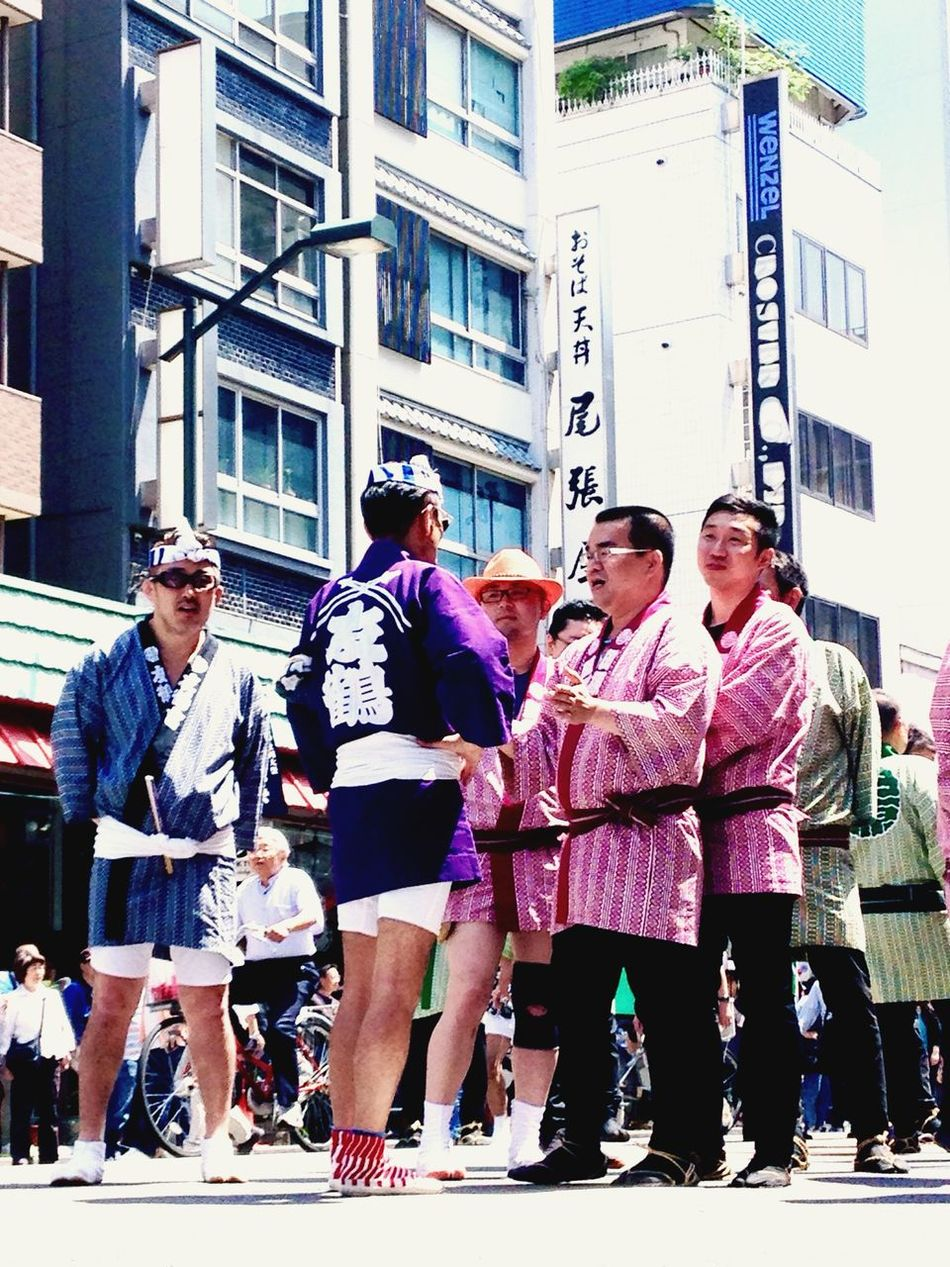 everything is Under Control in 浅草 / 三三社祭sSanja Matsuri/ sStreetphotography/ rReal People/ iIntroducing Culture Of Japan Which Must Be Left To The Future…… 未来に残す日本の文化
