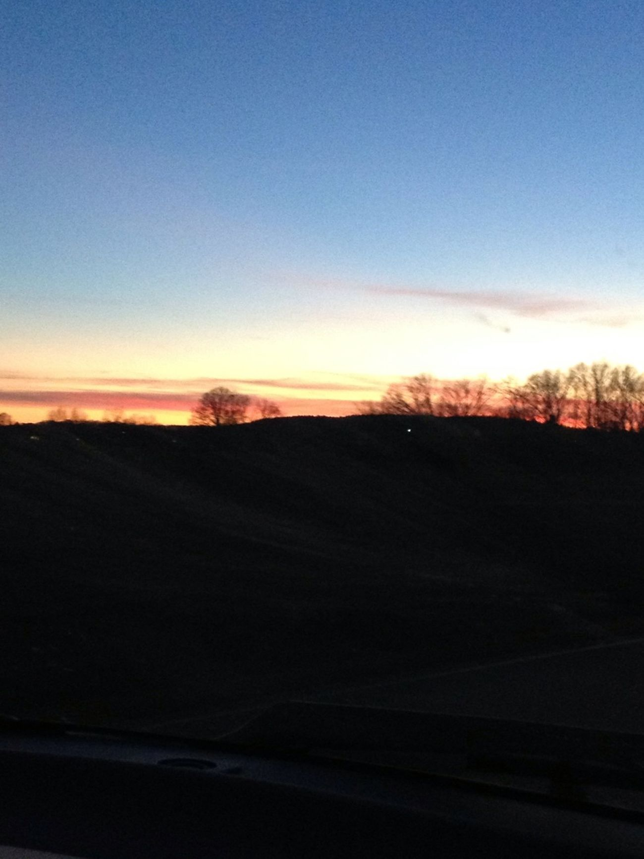 Simplicity/Sunset