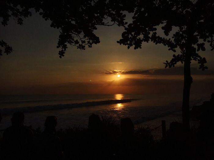 Sunset at Tanah Lot Bali First Eyeem Photo