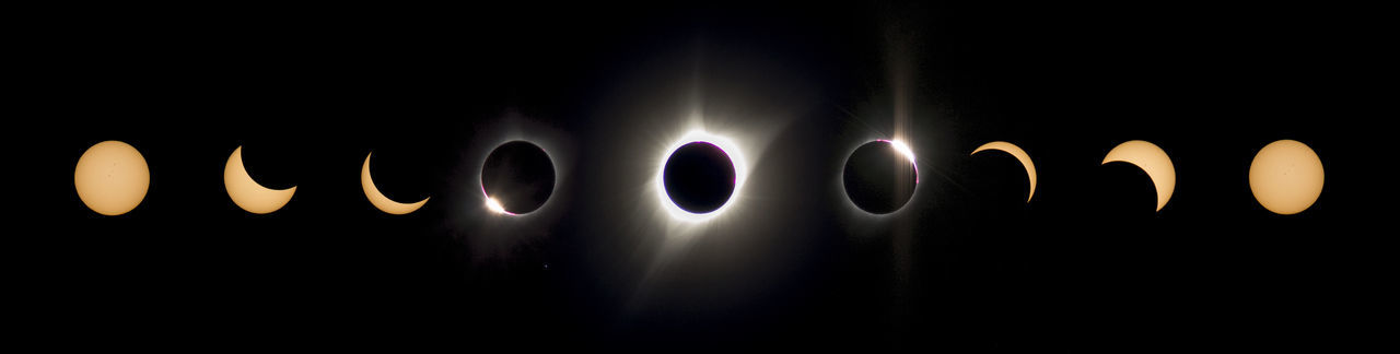 Total solar eclipse of 2017, in Riverton, WY, USA. Taken with Olympus OM-D EM10 with 40-150mm f/4-5.6 lens. Corona Solar Eclipse 2017 Astronomy Black Background Black Color Close-up Diamond Ring Eclipse Eclipse 2017 Outdoors Sky Solar Eclipse Sun Sunspots Totality