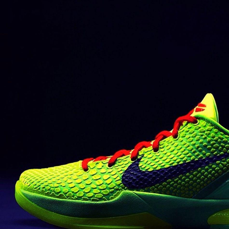 For อุราคาเทวี 🐉Nikegreenmamba Nike Shoe GreenMamba Green Snake Thailand