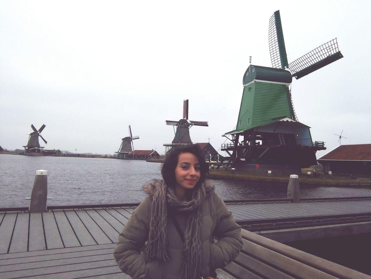 Holland❤ Old Windmill Dutch Landscape MyEuroTrip Travel Photography Socoldbuthappy