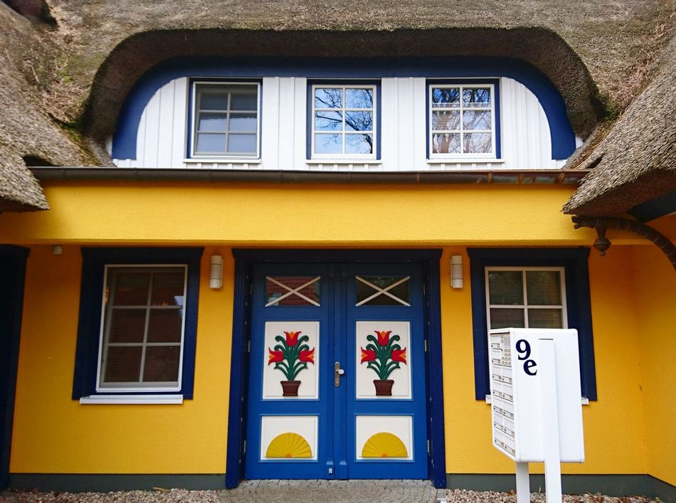 Window Façade Architecture Building Exterior Door Outdoors Yellow Built Structure Travel Destinations Doorway Doors