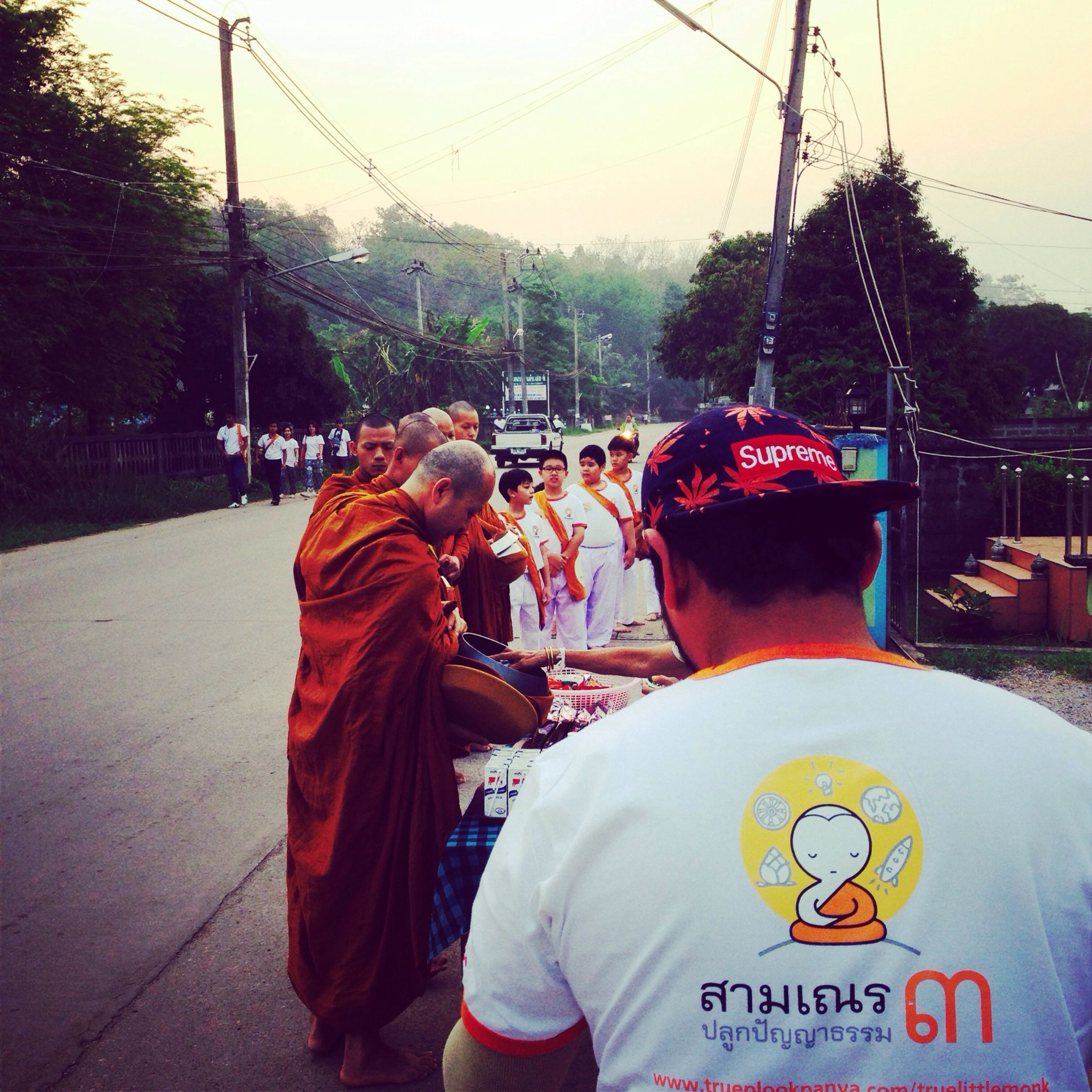 True Little Monk สามเณรปลูกปัญญาธรรม ปี ๓ Buddhism นอน2ช.ม. ตื่นมาวิ่ง! ??