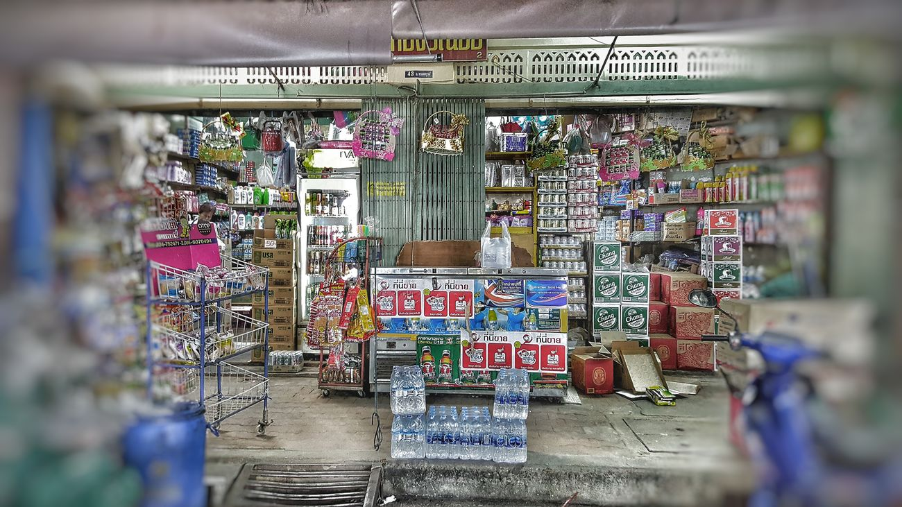 First Eyeem Photo Eyeemphotography Bangkok Streetphotography Shop Old Shop