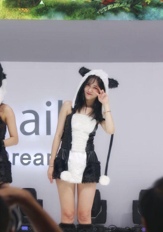 展台女孩 Chinajoy Showgirl 上海