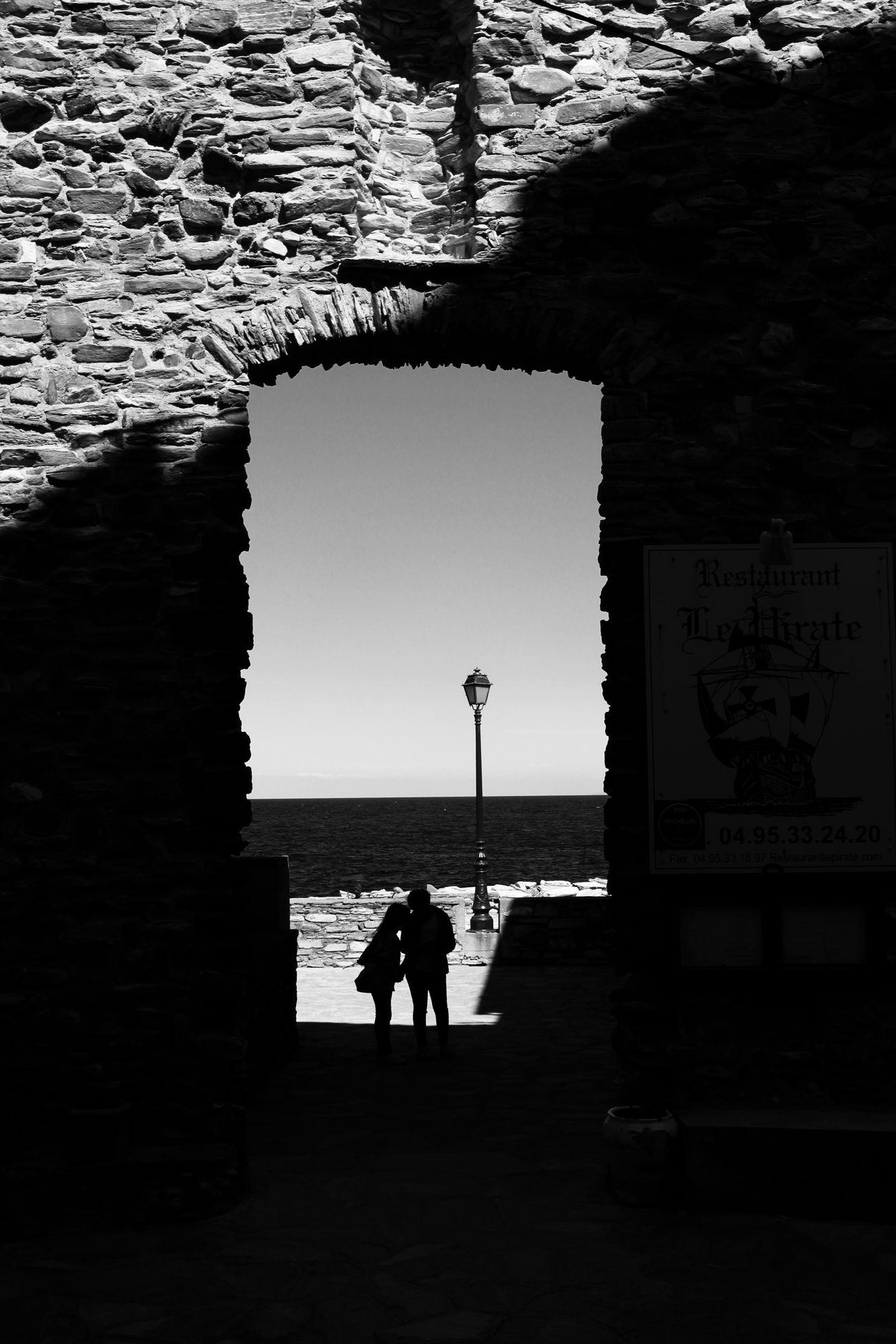 Silhouette Bnw_life