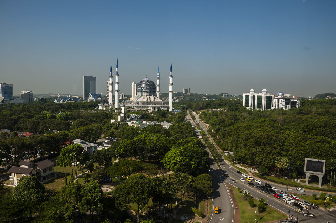 Architecture Architecture Blue Building Exterior Built Structure City Cityscapes Day Islamic Architecture Landscape Photography Landscapes With WhiteWall Masjid Shah Alam Mosque Outdoors Religion Religious Architecture Restoration In Progress Shah Alam Mosque Shah Alam, Selangor Sky Travel Destinations