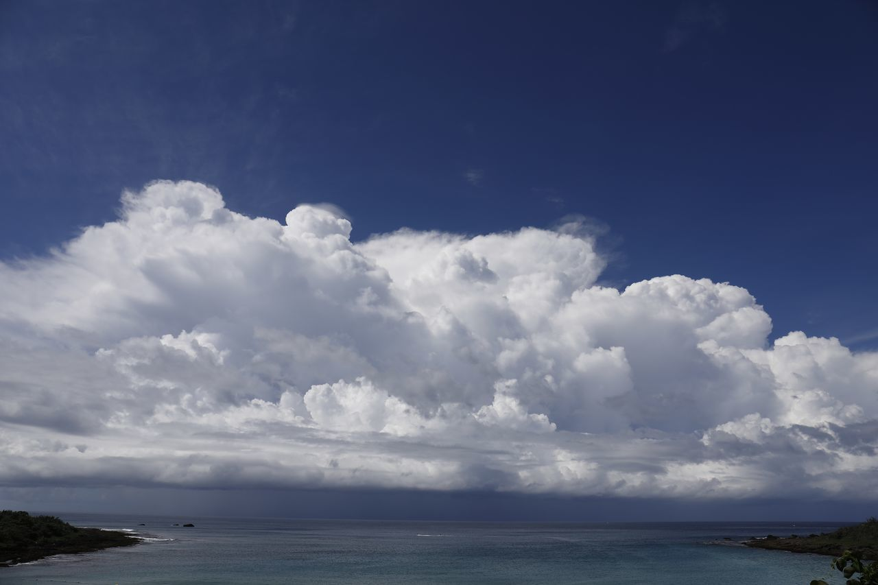 Cloudscape Nature Photography Ocean View Sky And Clouds Beach Beauty In Nature Blue Blue Sky Cloud - Sky Clouds And Sky Day Horizon Over Water Nature Nature_collection No People Ocean Outdoors Scenics Sea Sea And Sky Sky Sky_collection Tranquil Scene Tranquility Water