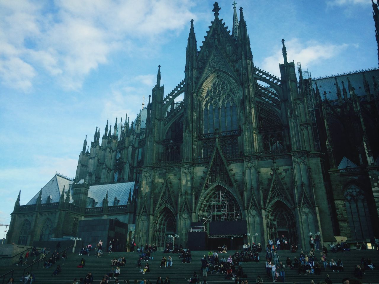 Medieval cathedral in Germany