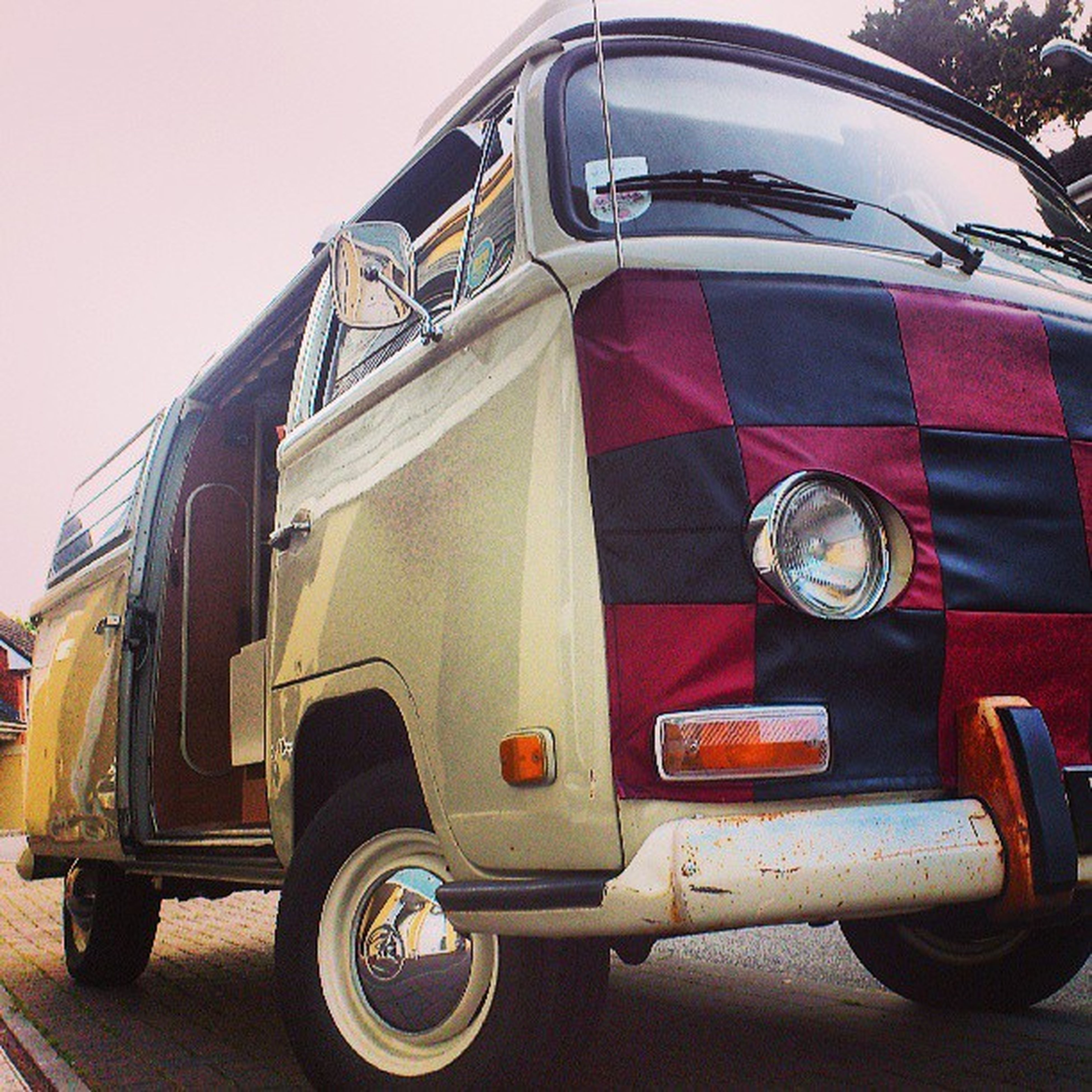 Checkmate Earlybay T2 Westfalia Camper Ridinghigh