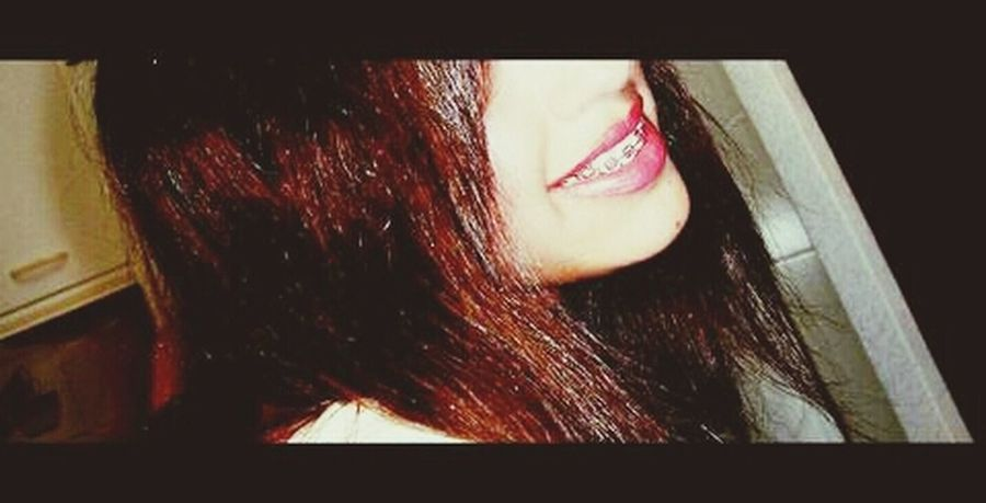 Cute Girl Beautiful Smile :)