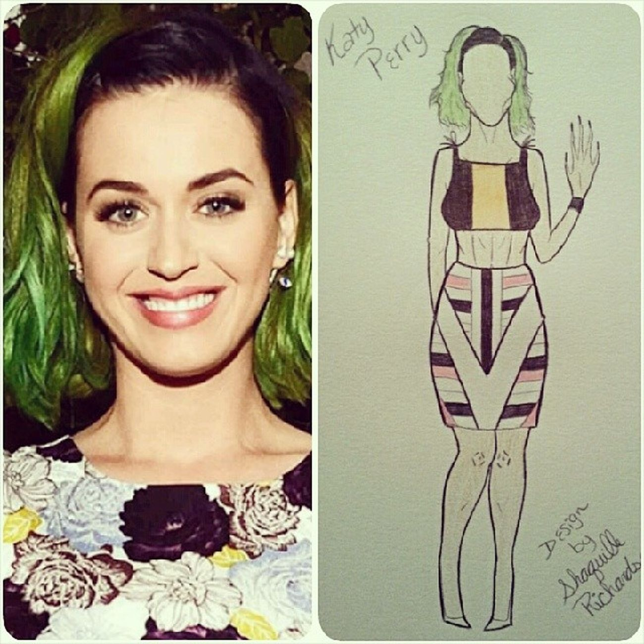 Katy Perry Design @katyperry @theellenshow @edglavin @keltieknight Katyperry ThePrismaticWorldTour Kittypurry Unconditionally darkhorse legendarylovers celebritystylist celebstylist fashion fashionillustrator fashionillustration f4f followforfollow follow4follow instagood instamood igdaily instadaily illustration art artist theinsider la nyc miami bbmas bbmas2014