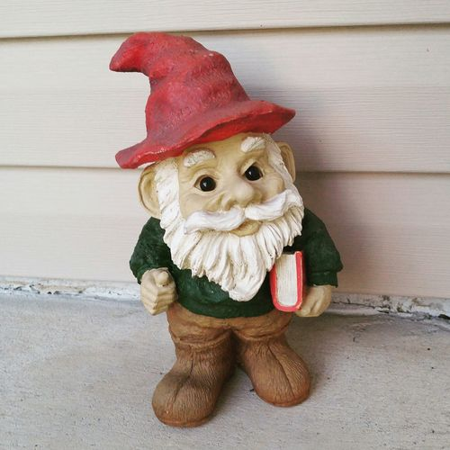 EyeEm Selects Hat Tradition Gnome Gnomes Home Red Hat Cute Statue Decorative Lawn Ornament Close-up Bearded White Beard