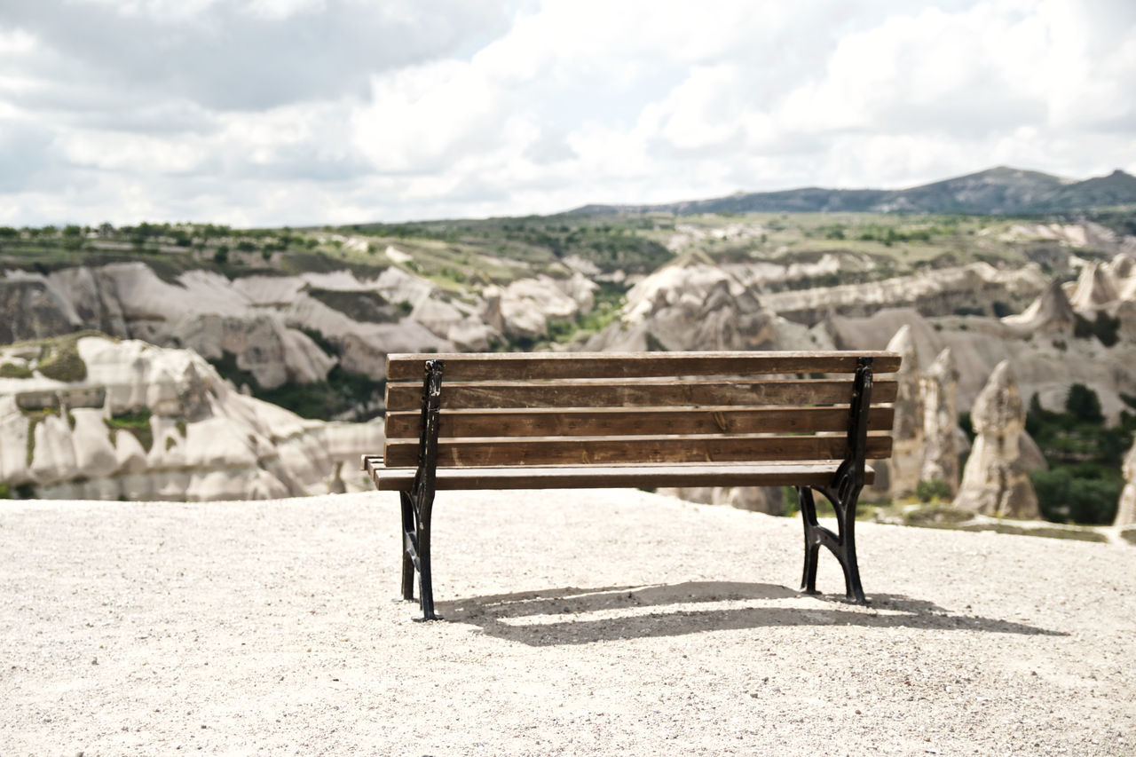 Beautiful stock photos of turkey,  Beauty In Nature,  Bench,  Day,  Freshness