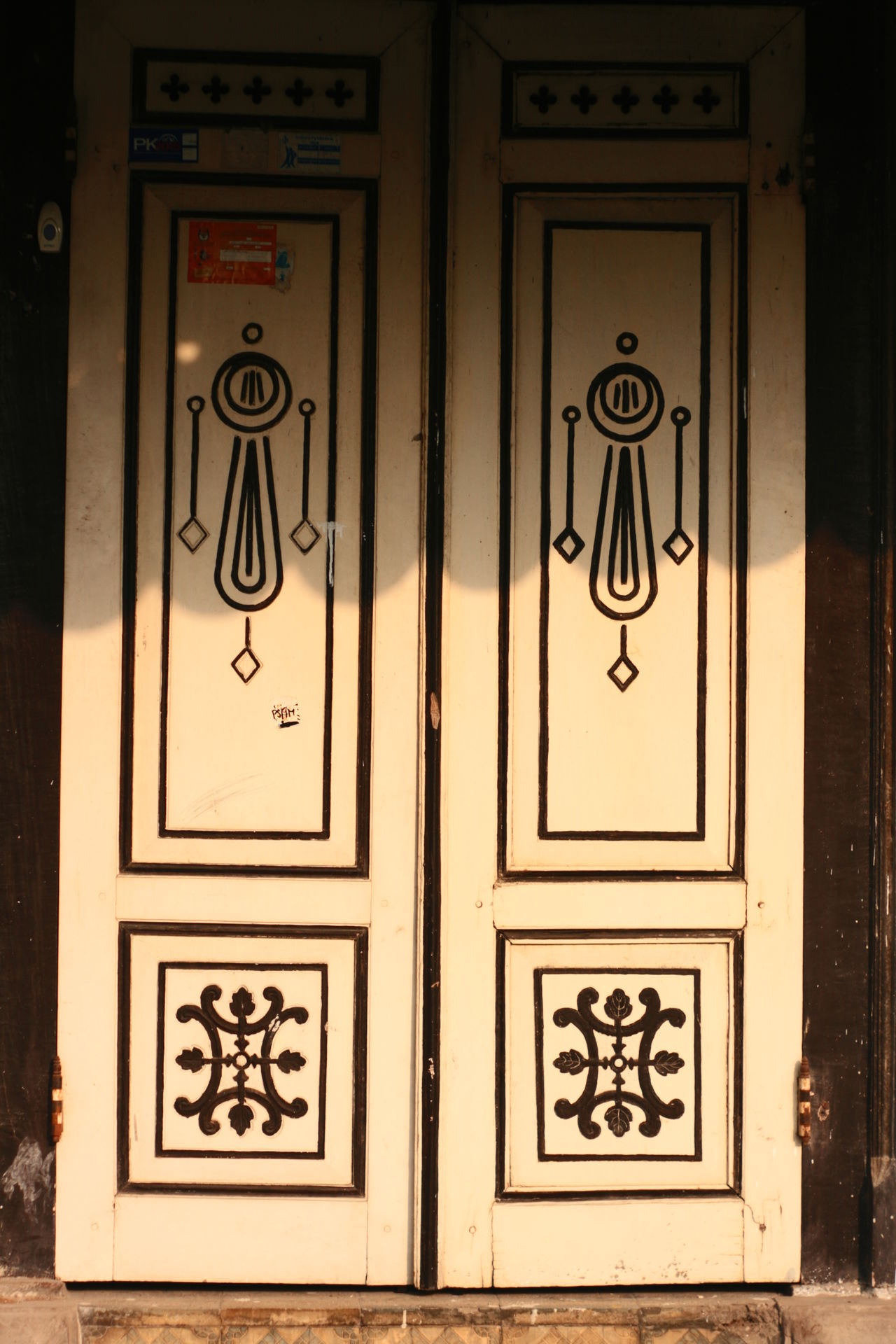 door in kota gede Close-up Culture Culture And Tradition Day Door House No People Old Outdoors Pattern Safety