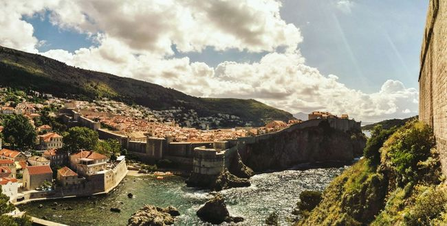 Today in Dubrovnik. The Medieval city. Landscape_Collection Enjoying Life Eye4photography  Taking Photos From My Point Of View