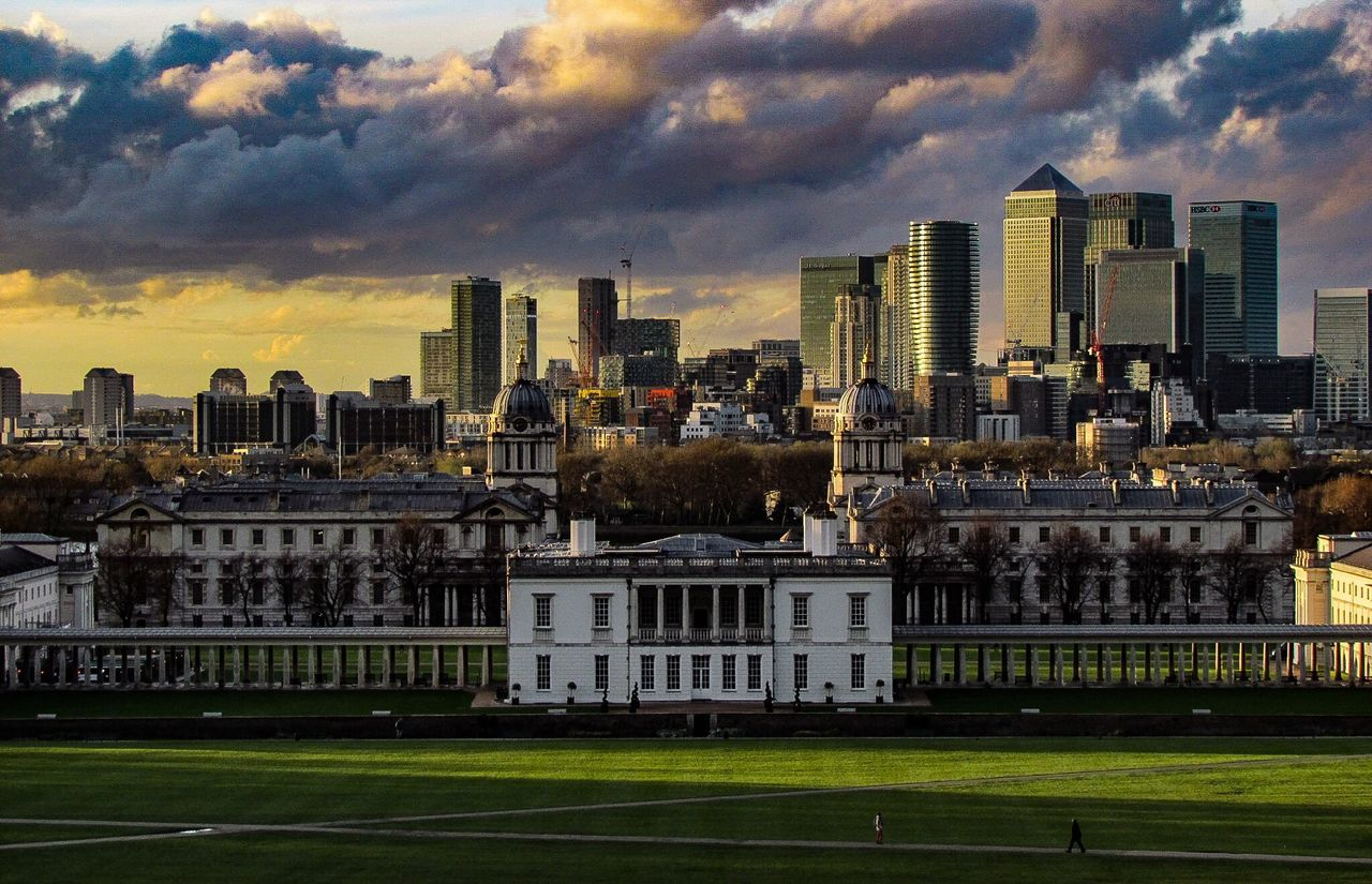 England🇬🇧 London London Lifestyle London_only Londonlife Greenwich Greenwich Park Londoncity LONDON❤ Londra Canon Mypic Instagram Pics @wojtek23 Architecture Outdoors No People Inlove Viewpoint Simple Beauty London Life