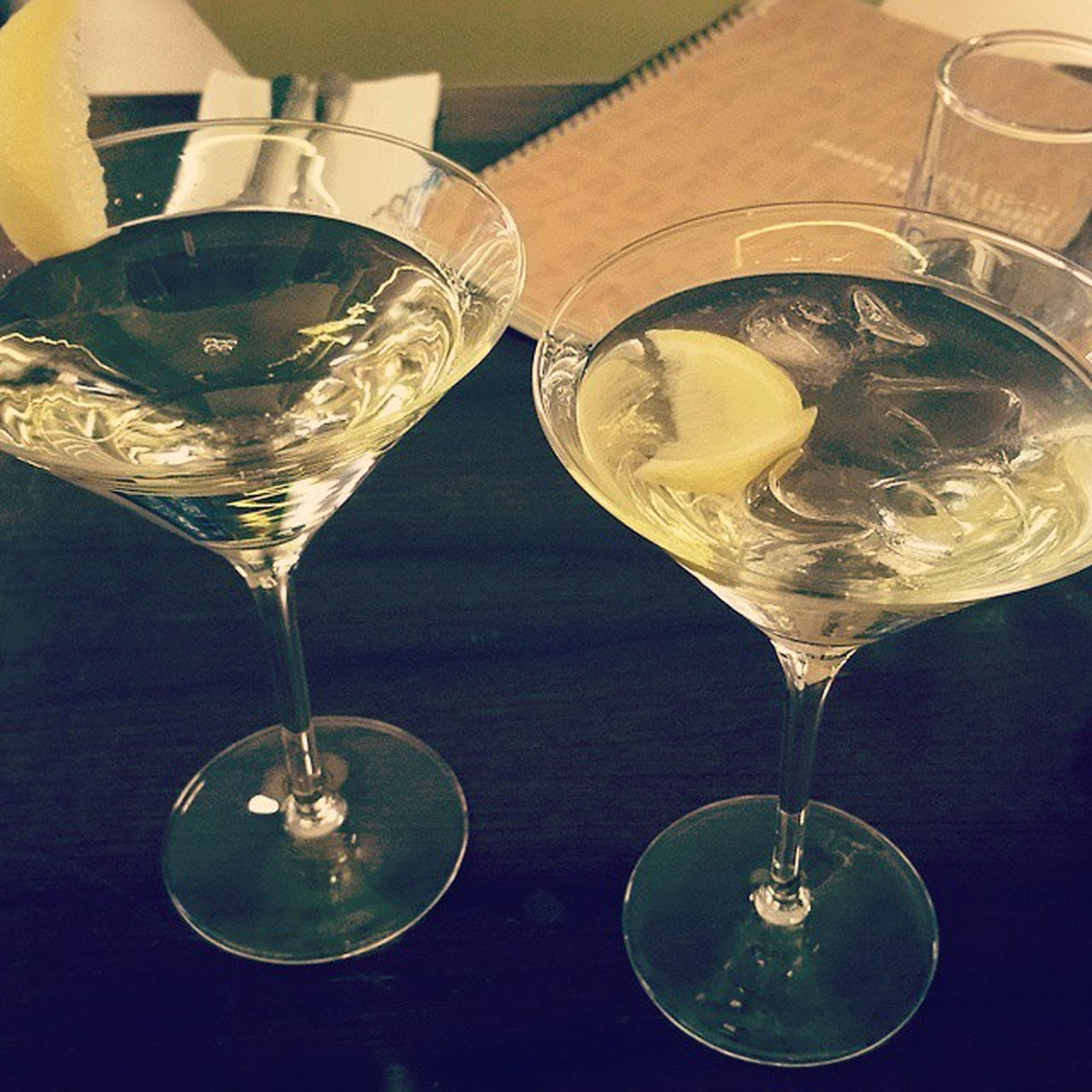 drink, drinking glass, food and drink, refreshment, wineglass, indoors, table, glass - material, freshness, alcohol, still life, wine, transparent, close-up, glass, restaurant, alcoholic drink, cocktail, wine glass, focus on foreground