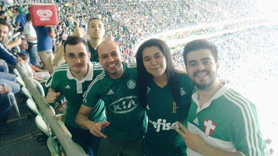 Dale alegria alegria no coração daria a vida inteira pra ser campeão Tricampeao Porco Palmeiras Lugardepeixeédentrodoaquario