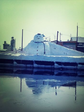 Are You My Snowman?
