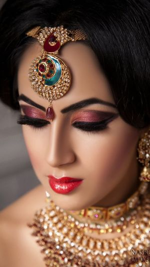 Make Up Hello World Indian Hey World indian traditional makeup