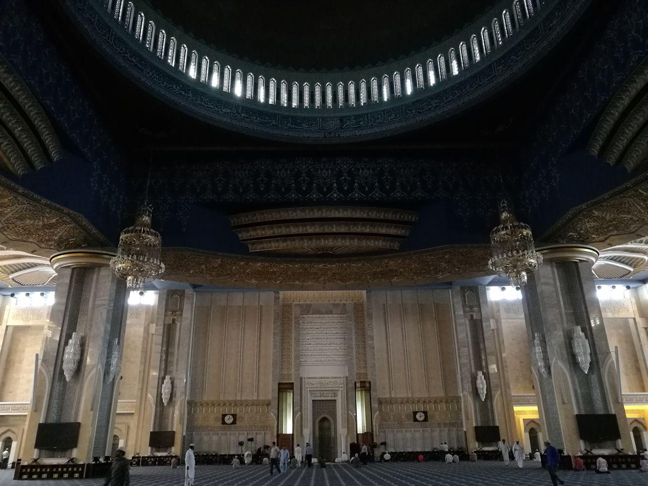 The Grand Masjid ... Kuwait... Kuwait City Yousf Ali Huawei P9 Leica Huaweiphotography