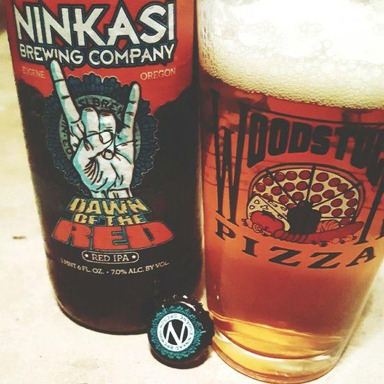 Ninkasi Brewing Company Red IPA