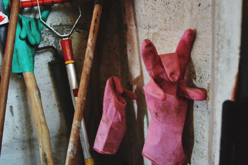 High Five! YOLO ✌ Awkward Hand Normandie