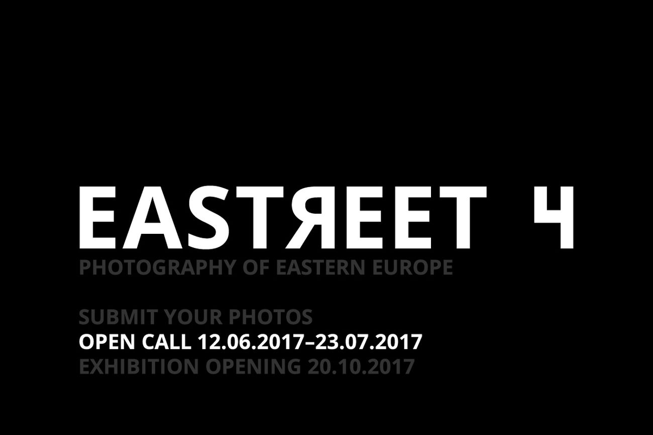 I'm happy to announce the Open Call for the 4th edition of Eastreet exhibition and publication! Until 23 July 2017 we're waiting for your photos documenting the public space of (broadly defined) Eastern Europe. Read more and submit your photos at www.eastreet.eu Announcement Art Project Communication Documentary Photography E4 Eastern Europe Eastreet Eastreet.eu Eu Europe Exhibition Join Us Lublin Open Call Photo Book Photography Exhibition Poster Street Street Photography Streetphoto Streetphotographer Streetphotographers Streetphotography Submit Submit Photos