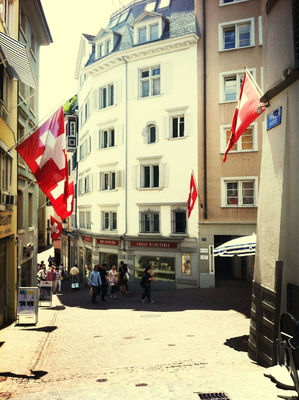 Hanging out in Zürich by Torsten
