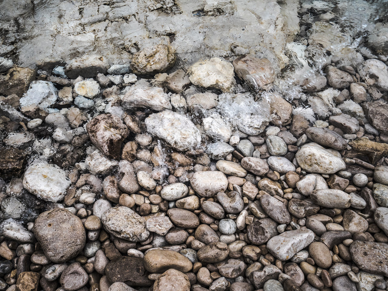 Full Frame Backgrounds Textured  No People Pebble Beach Nature Stone Water Coastal Pure Clean Fresh Clear Water_collection Geology Splash