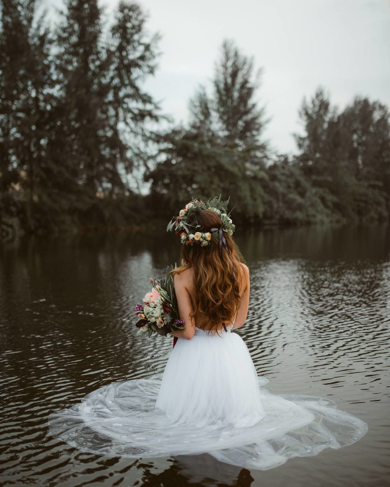 elf in an irish wood Tranquility Water One Young Woman Only Outdoors Forest Nature Lake Place Of Heart Light And Shadow Dreamlike Women Around The World Portrait Photography Beautiful People The Portraitist - 2017 EyeEm Awards Portrait Of A Woman The Great Outdoors - 2017 EyeEm Awards Woods Beauty In Nature