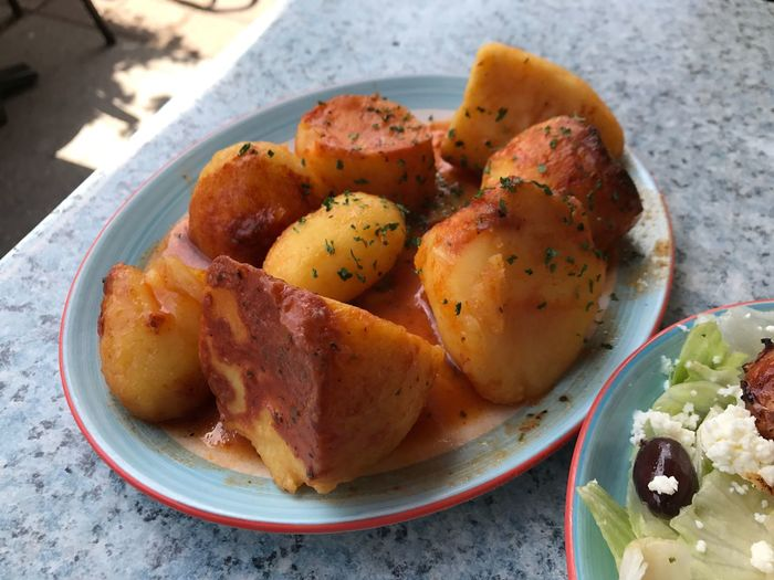 Roast potatoes Foodspotting
