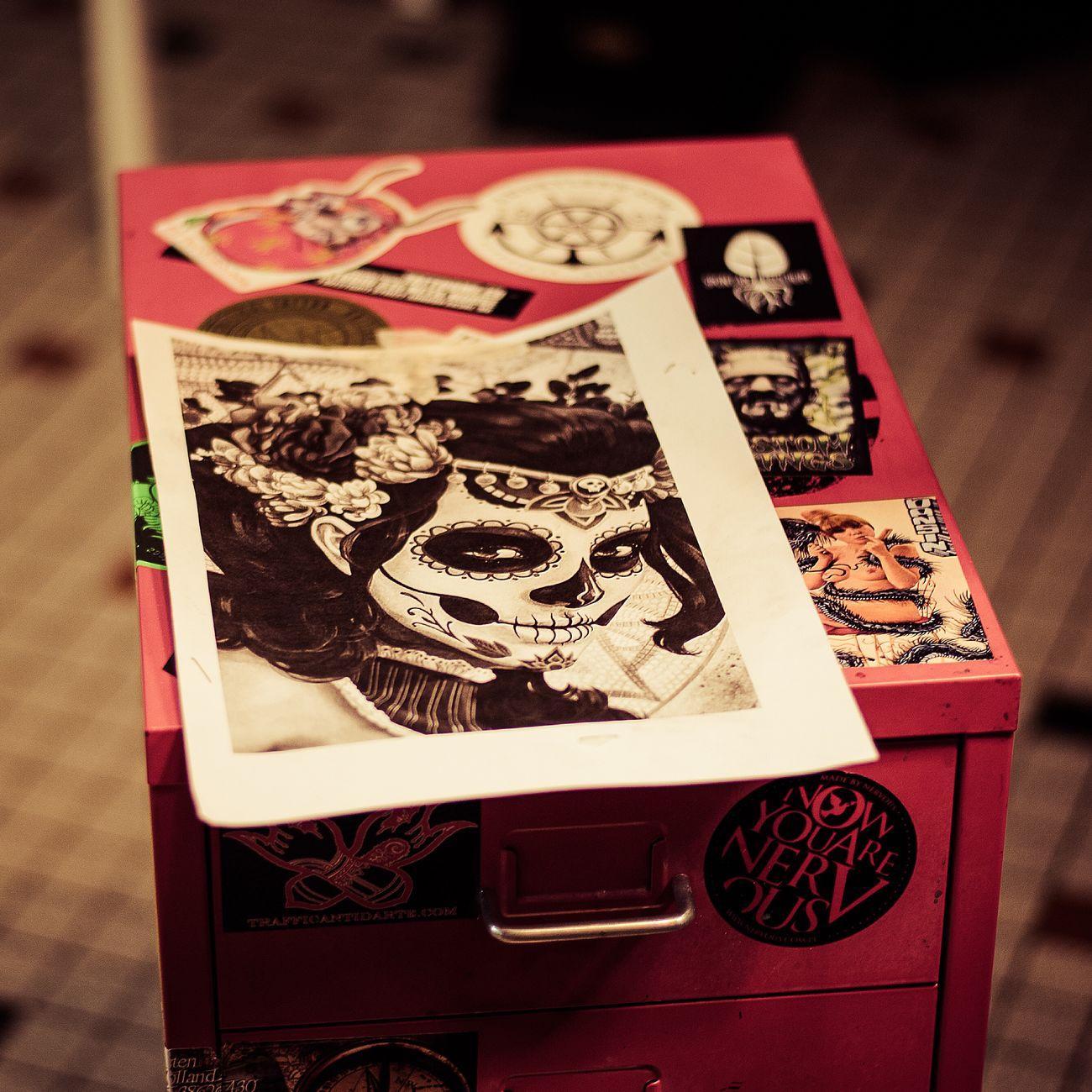 Tattoo ❤ Tattoo Design Photography Josienvangeffen Creativephoto Handmade Design EyeEm